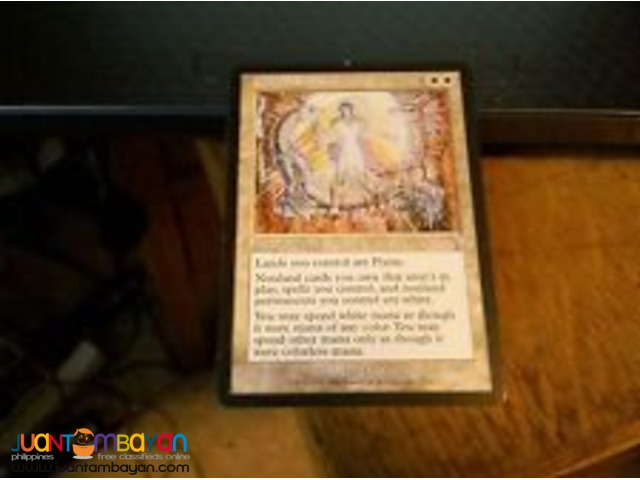 Celestial Dawn (Magic the Gathering Trading Card Game)