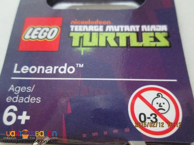 LEGO Ninja Turtles-Leonardo Keychain