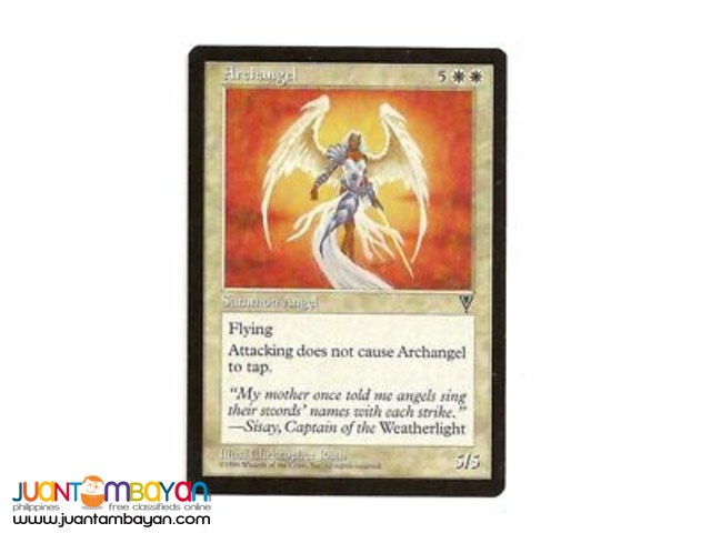 Archangel (Magic the Gathering Trading Card Game)
