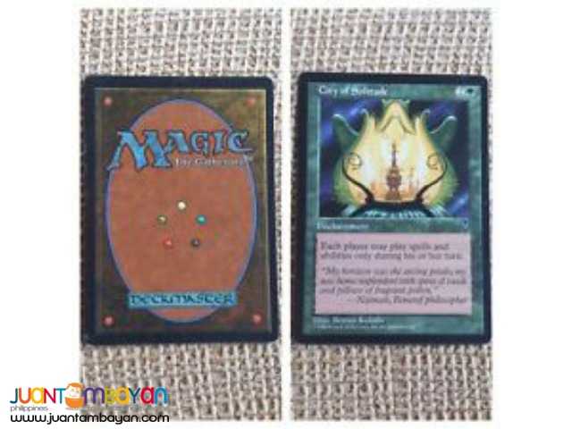 City of Solitude (Magic the Gathering Trading Card Game)