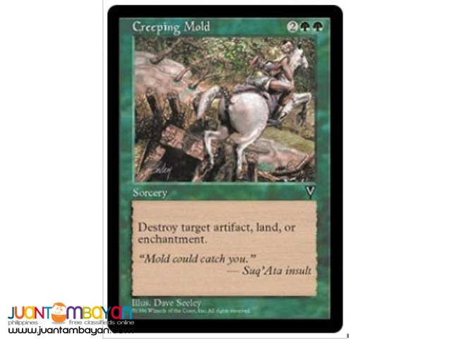 Creeping Mold (Magic the Gathering Trading Card Game)