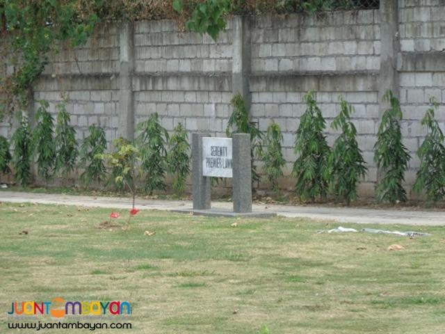 Memorial lot in Holy Cross Quezon City
