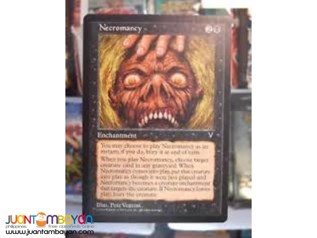 Necromancy (Magic the Gathering Trading Card Game)