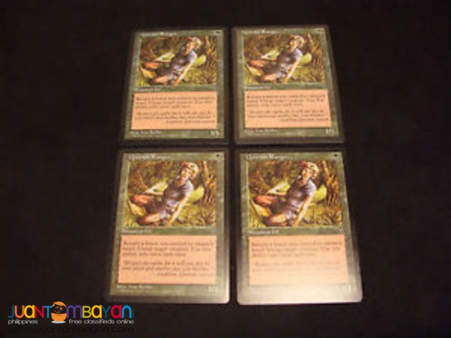 Quirion Ranger (Magic the Gathering Trading Card Game)