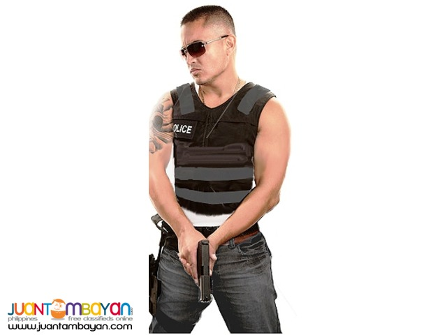 Bulletproof Armor Vest, Level 3A