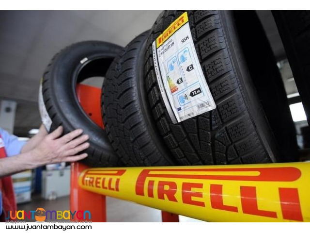 Pirelli Tires for Buses and Trucks