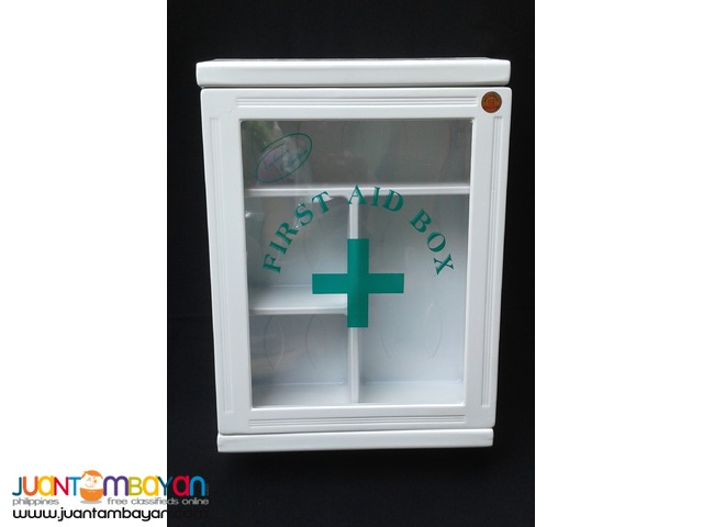 First Aid Kit Cabinet Box