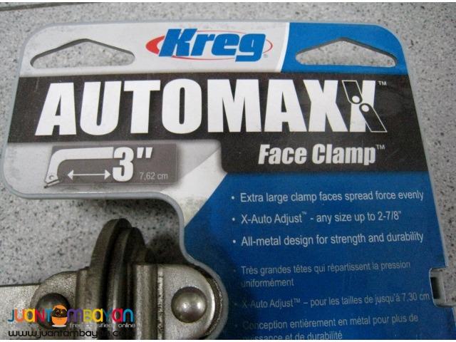 Kreg KHC-1410 Automaxx 3-inch Face Clamp