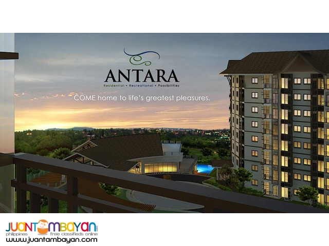 Condominium unit Antara at Lawaan Talisay City, Cebu,