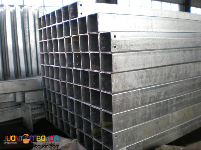 Supplier of Square Tubes in Metro Manila