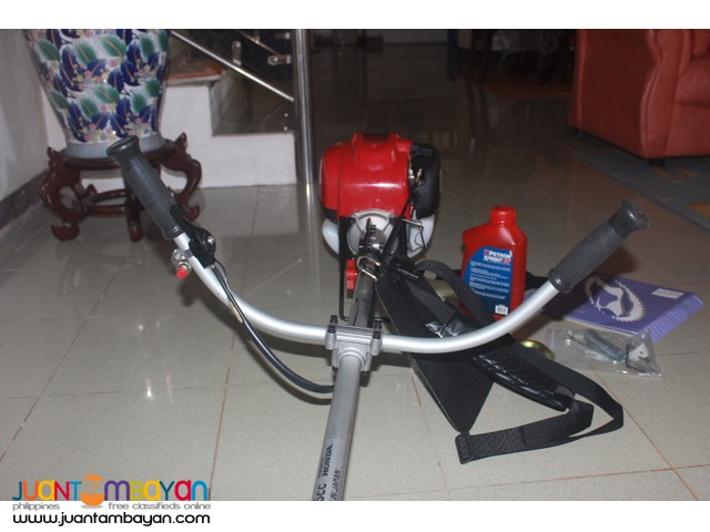 grass cutter forsale philippines  Gx35 Engine
