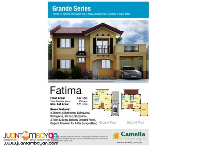 Silang cavite camella Alta preselling very low price avail naw
