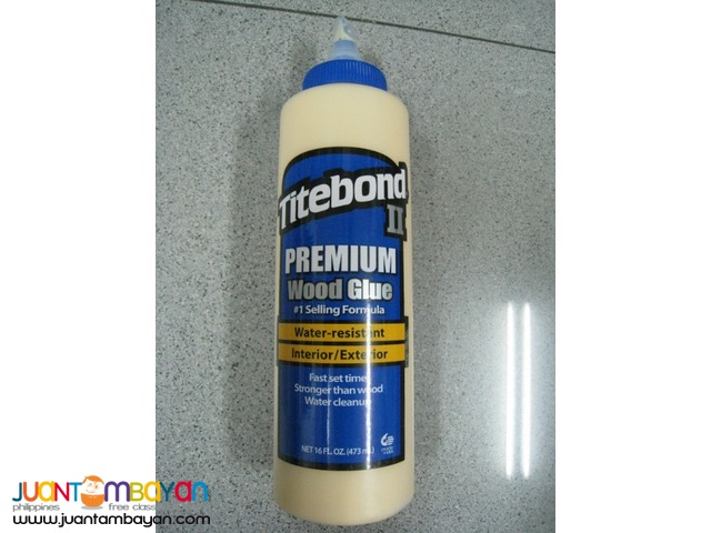 Titebond II Ulitmate Wood Glue 16 Oz