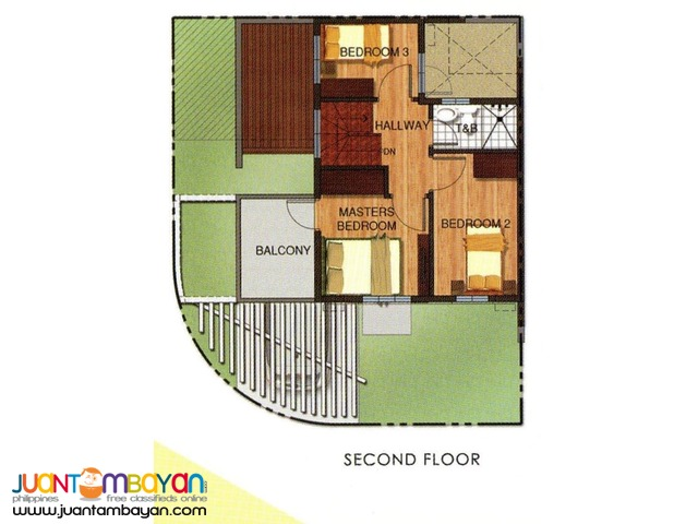 4 Bedroom House and lot near Mindanao Avenue Quezon City Corner lot