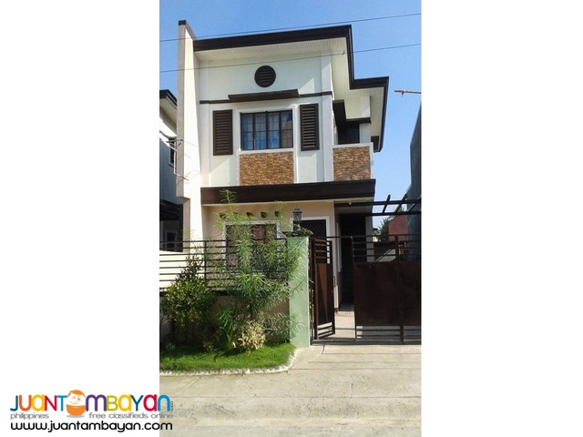 2Storey Single Attached Unit - Fully Finished near SM San Mateo