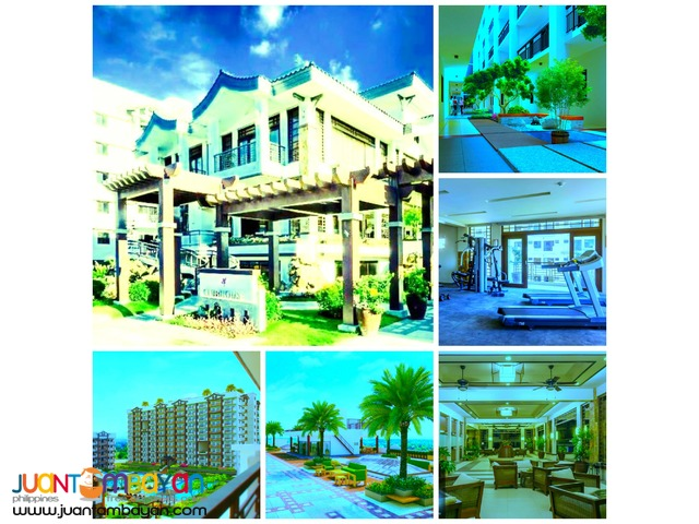 Rhapsody Residences Condo in Alabang Mid Rise Ready For Occupancy