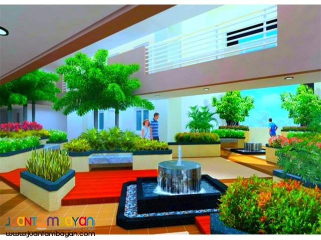 Zinnia Tower Condominium in Munoz QC Pre Selling High Rise