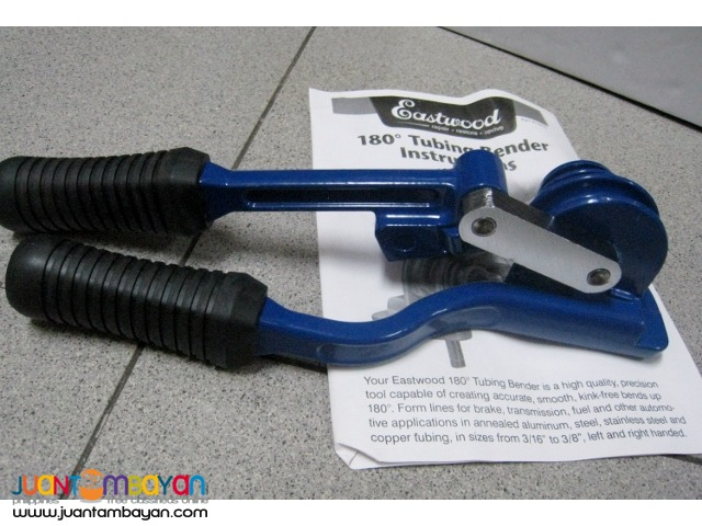 Eastwood Triple Head 180 Degree Brake & Fuel Line Tubing Bender